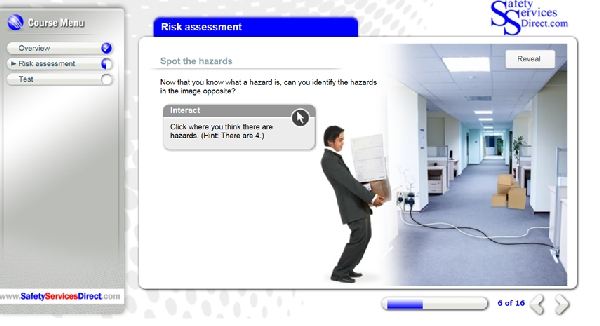 Risk Assessment Training Course, Online Certification Safety